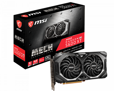 Radeon RX 5600 XTreview