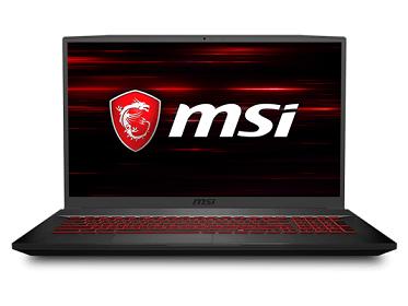 MSI GF75 Thin 10S